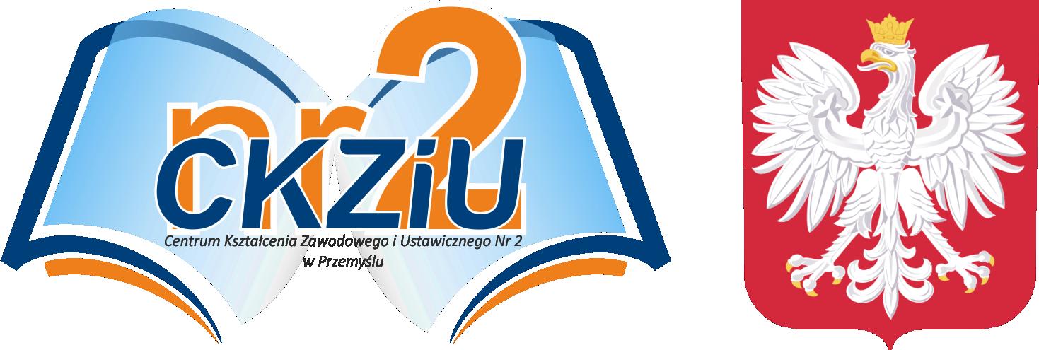 Centrum Kształcenia Zawodowego i Ustawicznego Nr 2 w Przemyślu Logo
